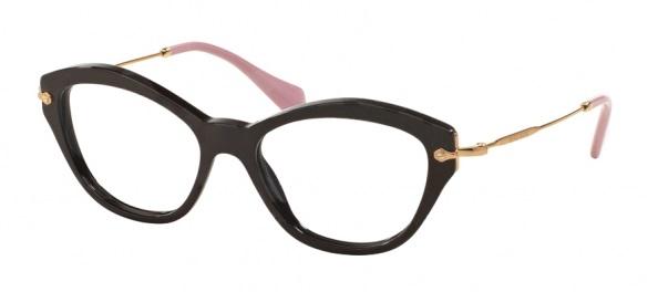 f3cd10d961252 Óculos de grau Miu Miu 02OV Chocolate