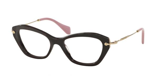 Óculos de grau Miu Miu 04LV Chocolate 2058a2d65a
