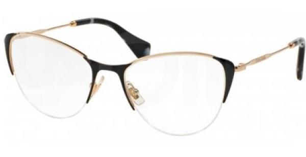 3dc7e71a168f8 Óculos de grau Miu Miu 50OV Pérola Havana