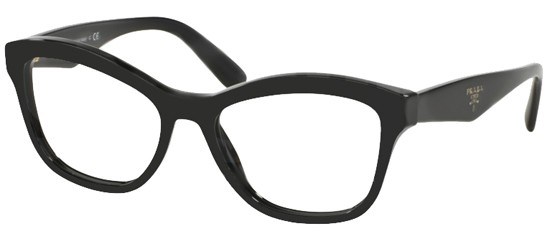 Óculos de grau Miu Miu Pavé Story 06OV Preto 3bbd4f6ca5