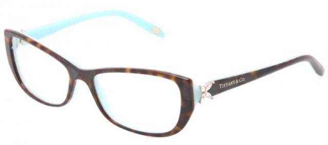 Óculos de grau Tiffany e Co. 2044B Tartaruga Turquesa 421b5493d3
