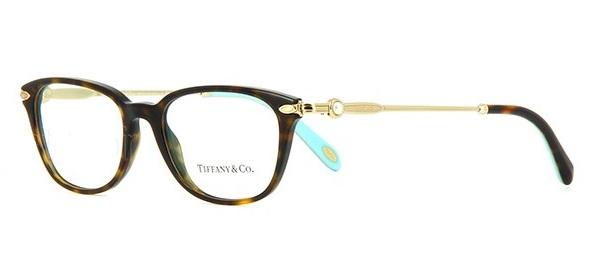 Óculos de grau Tiffany e Co. 2096H Tartaruga Turquesa 3c5cb28048