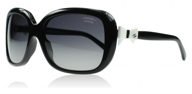 Óculos de sol Chanel 5171 Lacinho Preto 159509463f