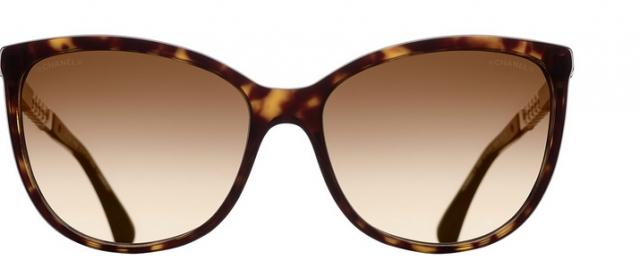 Óculos de sol Chanel 5352 Tartaruga 3634149dc7