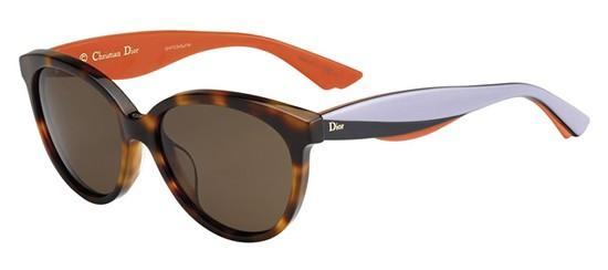30e28b36a85 Óculos de sol Dior Envol 3 Tartaruga Laranja