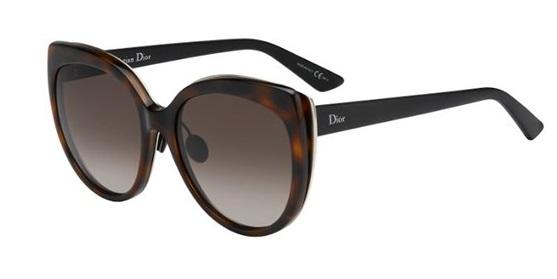 57a4b292e2d Óculos de sol Dior Ific 1N Tartaruga