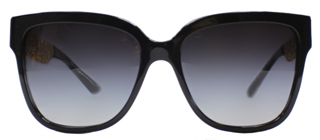 68c7a2fddac79 Óculos de sol Dolce Gabbana Rendado Preto 4212