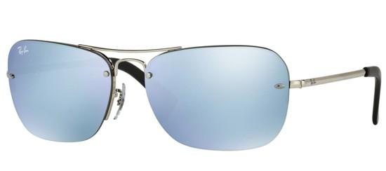 c18507f4ae0b2 Óculos de sol Ray ban 3541 Azul Claro