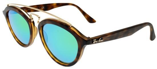Óculos de sol Ray Ban Gatsby 4257 Tartaruga Turquesa 5e8960fbc0
