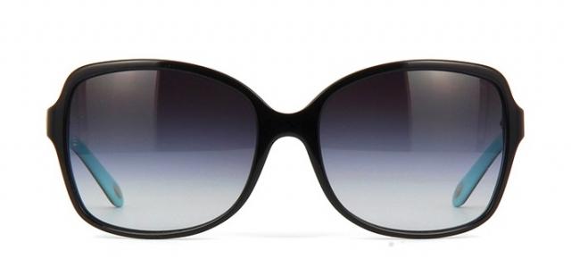32f2ffc68fc1b Óculos de sol Tiffany e Co. 4085H Preto