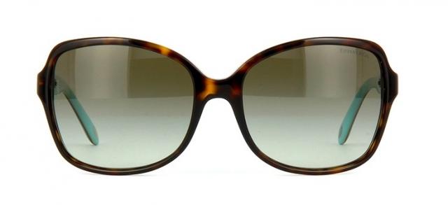 0215b668fb0be Óculos de sol Tiffany e Co. 4085H Tartaruga