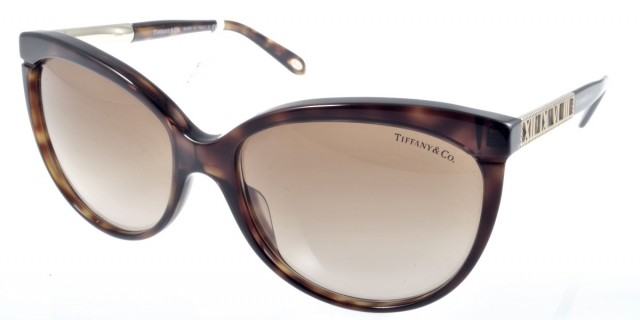 4bc0cae20ef85 Óculos de sol Tiffany e Co. 4097 Tartaruga