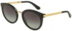 c668134166cf0 Óculos de sol Dolce e Gabbana 4268 Preto
