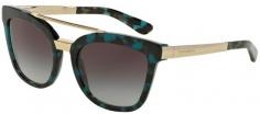 d108882b1c03b Óculos de sol Dolce e Gabbana 4269 Havana Azul