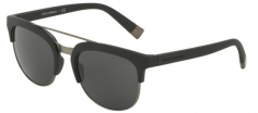 19af2c38d57a5 Óculos de sol Dolce e Gabbana 6103 Preto