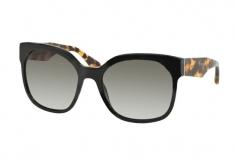 1e85dfdaf35f2 Óculos de sol Prada 10RS Havana Preto
