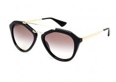 ca4bbe150d335 Óculos de sol Prada 12QS Cinema Preto
