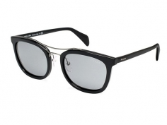 81bc0812f767f Óculos de sol Prada Society 17QS Preto