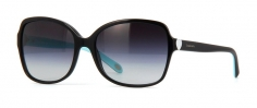 Óculos de sol Tiffany e Co. 4085H Preto