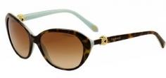 Óculos de sol Tiffany e Co. 4098 Tartaruga Turquesa 02a7134180