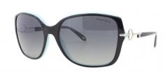 acf79258dc57d Óculos de sol Tiffany e Co. 4101 Preto Turquesa