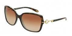 Óculos de sol Tiffany e Co. 4101 Tartaruga Turquesa c787d645b6